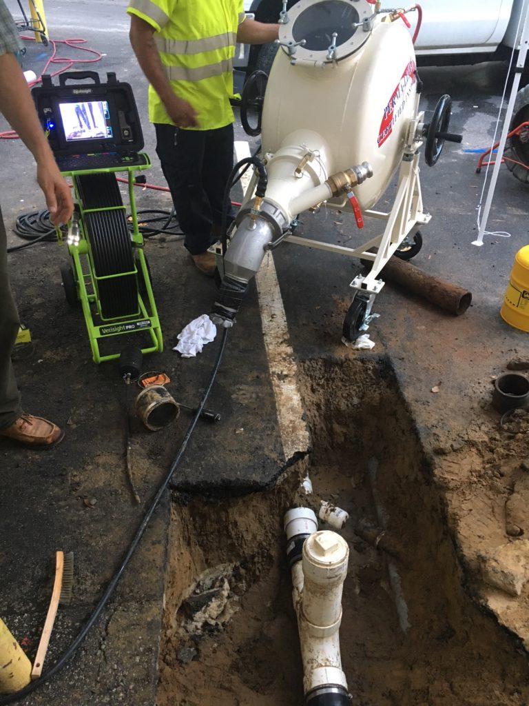 sewer repair Carolina Relining Solutions gallery
