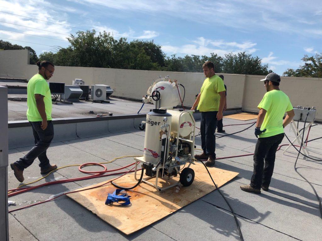 roof drain repair Carolina Relining Solutions pipe repair Charleston