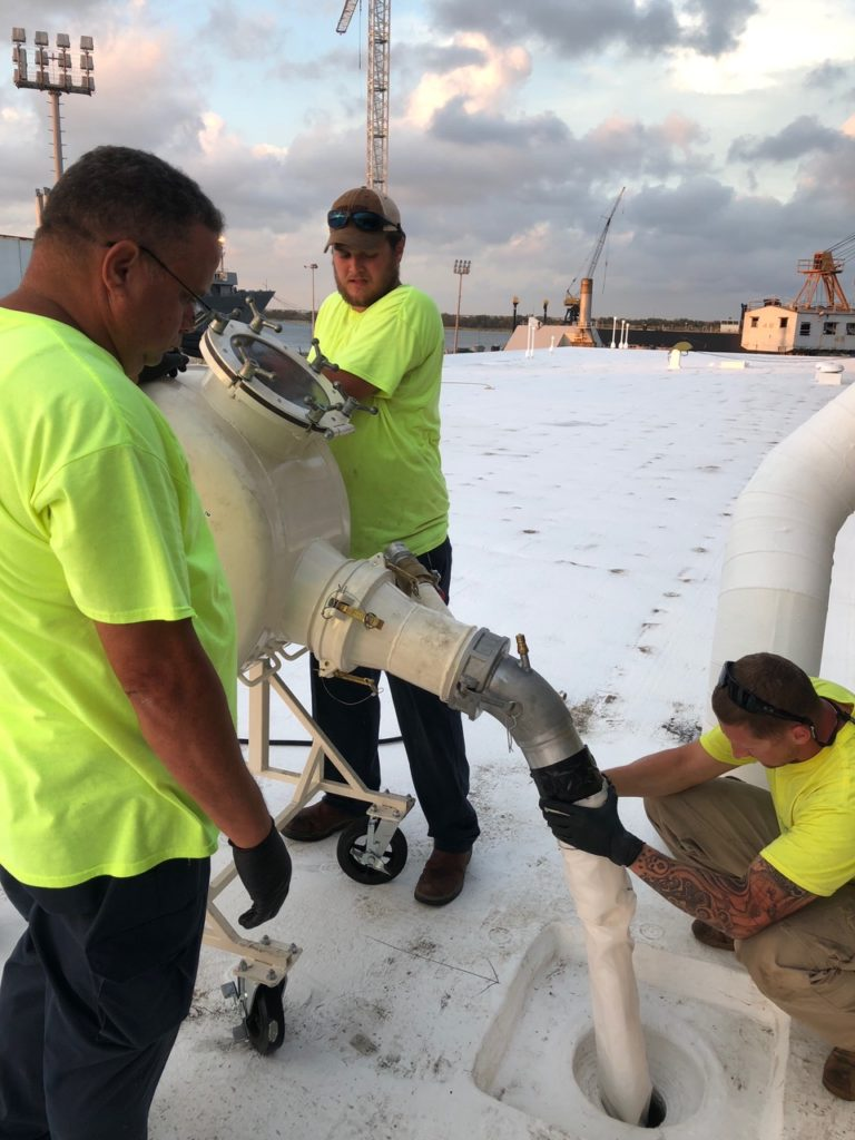 Carolina relining solutions repairing existing pipe by shooting new one inside