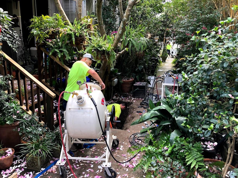 Carolina Relining Solutions Charleston pipe relining